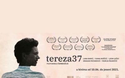Osijek jedan od gradova u kojima Tereza37 započinje kino distribuciju po Hrvatskoj