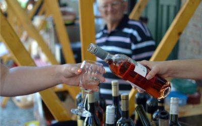 Održana prva ovogodišnja Večer vina i umjetnosti