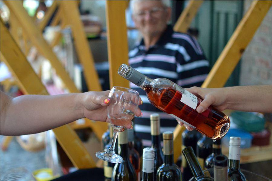 Večer vina i umjetnosti ovoga vikenda u Perivoju kralja Tomislava