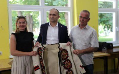 Župan Ivan Anušić u posjetu Kući monoštorske župe