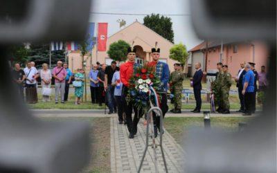 30. obljetnica Antunovačke satnije: Ključno je bilo sačuvati Osijek i prilaze gradu