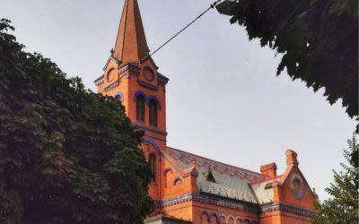 Dovršena obnova krovišta Evangeličke crkve u Osijeku