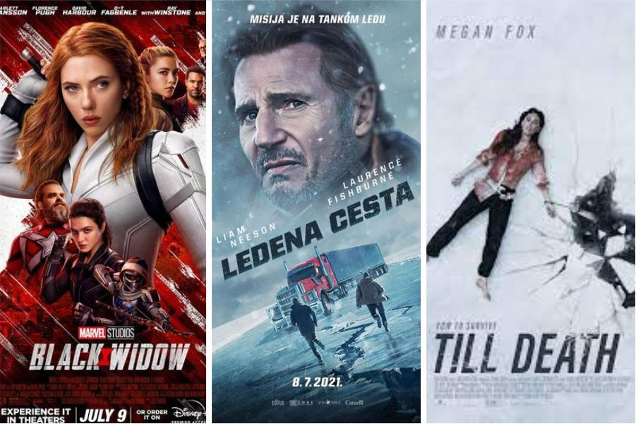 Pogledajte koje filmske naslove donosi novi tjedan u kinu Urania