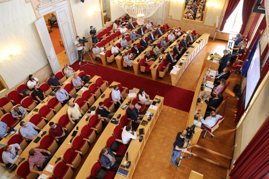 Komarci i zdravstvo u središtu pozornosti vijećnika Skupštine OBŽ