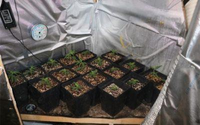 Policija pronašla improvizirani laboratorij za proizvodnju droge