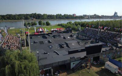 Osijek i gledatelji su spremni: od 11. do 15. kolovoza grad diše za 22. izdanje Pannonian Challengea