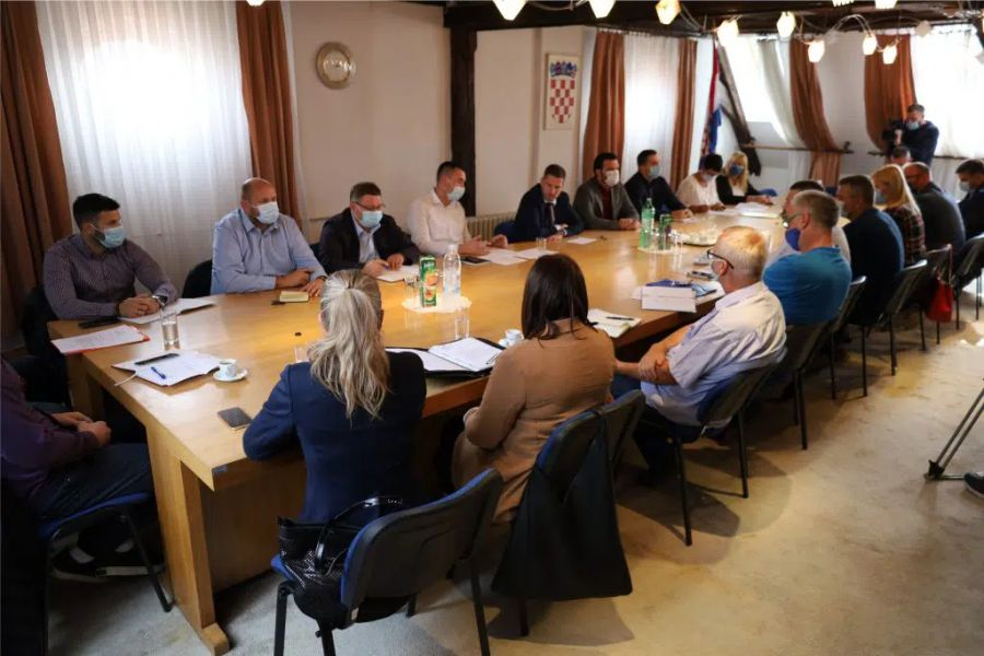 Ponovno redovne koordinacije po gradskim četvrtima i mjesnim odborima