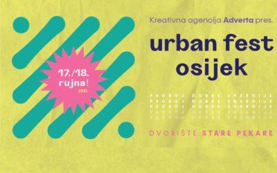Urban fest Osijek 2021 / Dvorište Stare pekare