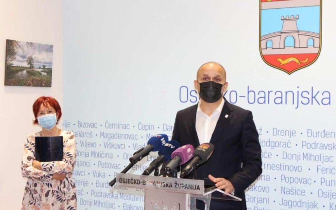 Osječko-baranjska županija od 6. listopada otvara javne pozive za potpore poljoprivrednicima ukupne vrijednosti 3,18 milijuna kuna