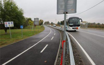 Nova biciklističko-pješačka staza od Osijeka do Bilja