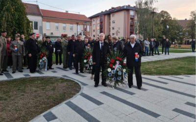 30. obljetnica ustroja 132. brigade HV Našice-Orahovica