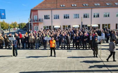 Obilježena 30. obljetnica osnutka 135. brigade Hrvatske vojske