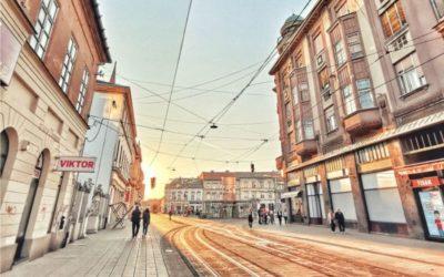 Prema procjeni Državnog zavoda za statistiku s kraja prošle godine Osijek izgubio 7,08% stanovništva