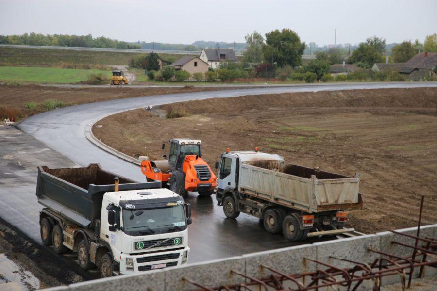 Aktualna ulaganja u prometnu infrastrukturu u OBŽ iznose 1,5 milijardu kuna