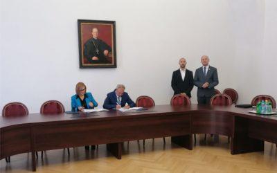 Potpisan sporazum o suradnji između Kineziološkog fakulteta Osijek i Hrvatskog paraolimpijskog odbora