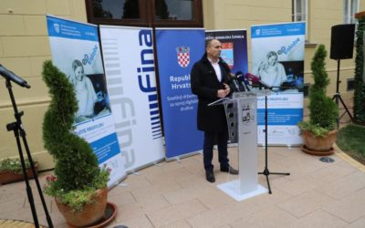 U Osijeku predstavljen projekt Sustav e-Pristojbe