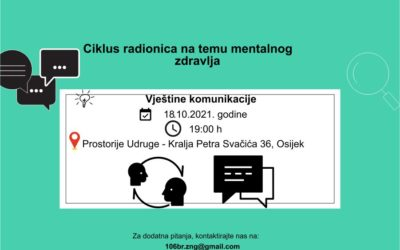 """Radionica na temu """"Vještine komunikacije"""""""