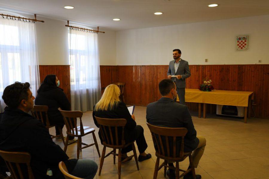 Obilježen Dan Mjesnog odbora Osijek – lijeva obala